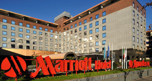 marriott milano